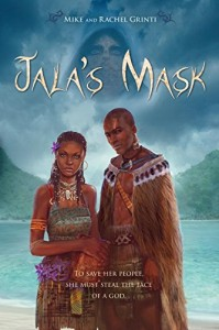 Jala's Mask by Mike Grinti and Rachel Grinti